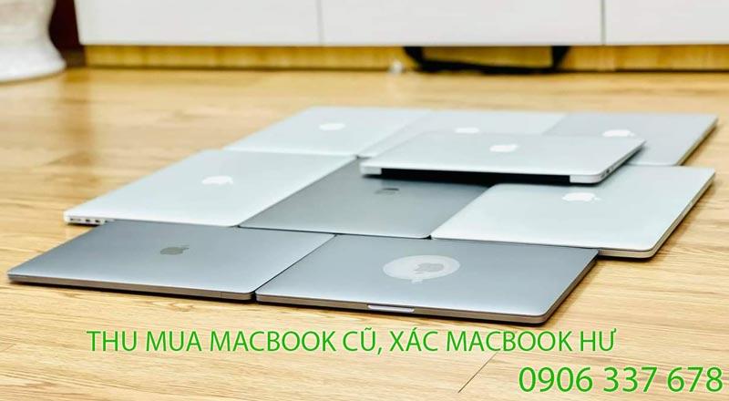 Thu mua xác macbook hư